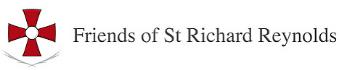 St Richard Reynolds Catholic College Wishlist Logo